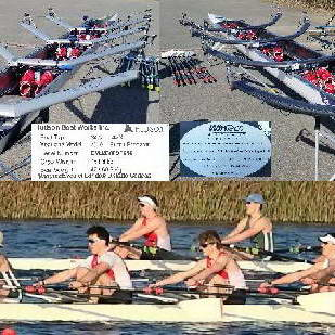Biomechanical evaluation of boats and oars